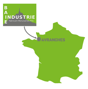contact carte france baie industrie